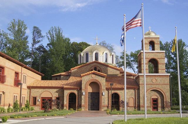 Welcome to Our Parish Website | St  Demetrios Greek Orthodox